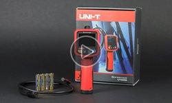 Видеообзор эндоскопа UNI-T UT665