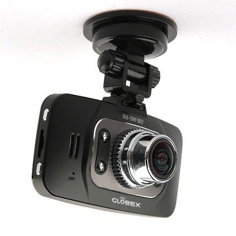 Видеорегистратор с монитором Globex GU DVF003