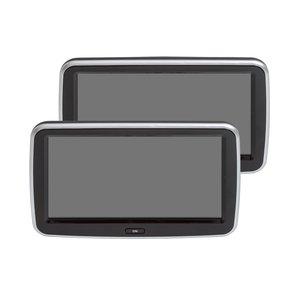 """Набір моніторів на Android з 10.1"""" екраном у підголівник для Mercedes Benz 2 шт."""
