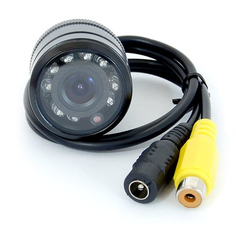 Universal Car Rear View Camera with IR Lighting GT S618