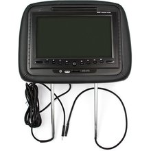 "Car 9"" TFT LCD Headrest Monitor with DVD player - Short description"
