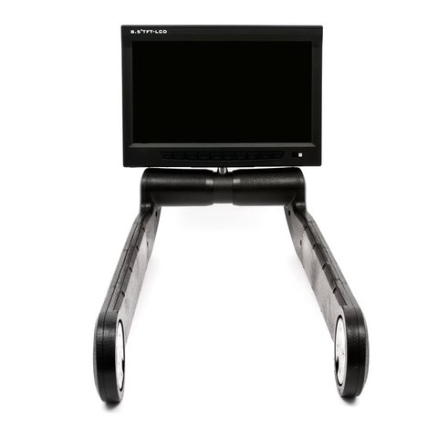 "8.5"" Armrest Monitor with DVD Player"