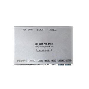 Video Interface for Mercedes Benz B, C, CLA, CLS, E, GLE, S Class with NTG 5.0 5.1 System