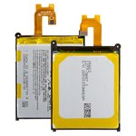 Battery LIS1543ERPC compatible with Sony D6502 Xperia Z2, (Li-Polymer, 3.8 V, 3200 mAh)