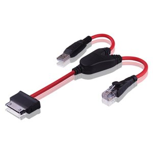 Combo UART Cable for Samsung P1000 / P6200 / P8000