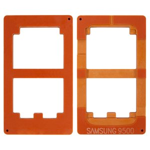 LCD Module Mould Samsung I9500 Galaxy S4, I9505 Galaxy S4, (for glass gluing )