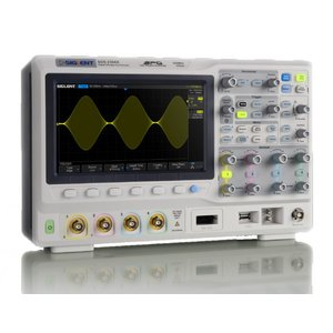 Super Phosphor Oscilloscope SIGLENT SDS2074X