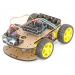 Haitronic 4WD Robot Smart Car