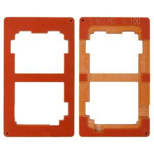 Фіксатор дисплейного модуля для мобільних телефонів Samsung N7100 Note 2, N7105 Note 2