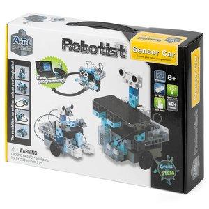 STEAM-конструктор ArTeC Robotist Сенсорна машинка