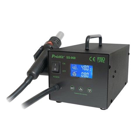 Термоповітряна паяльна станція Pro'sKit SS 968B