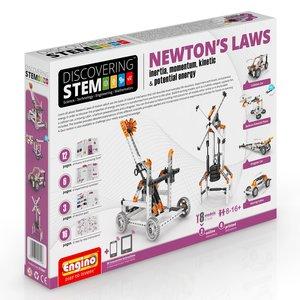 STEAM-конструктор ENGINO - Закони Ньютона