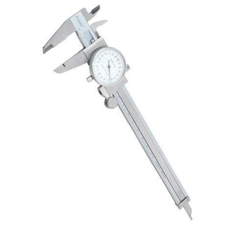 "6"" Metric Dial Caliper Pro'sKit PD 152 150 mm; 0.02 mm"