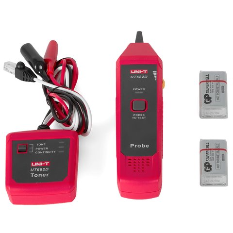 Wire Tracker UNI T UT682D